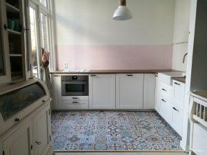 L-Keuken plaatsen zonder bovenkastjes Dordrecht