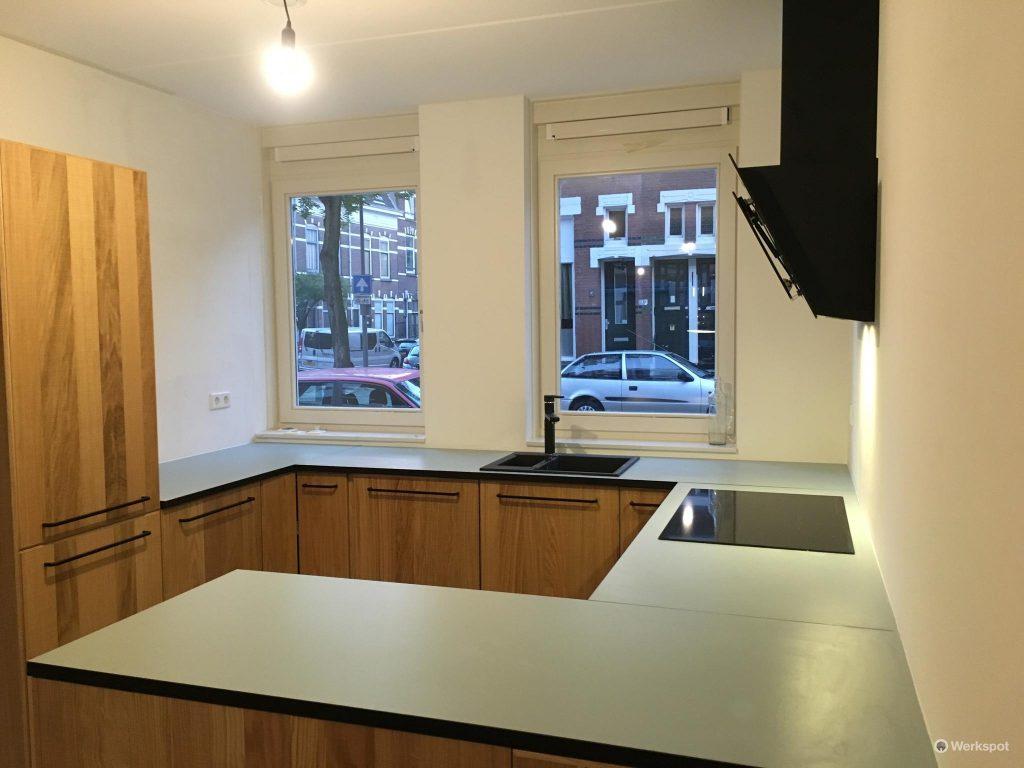 Keukeninstallatie en montage Rotterdam