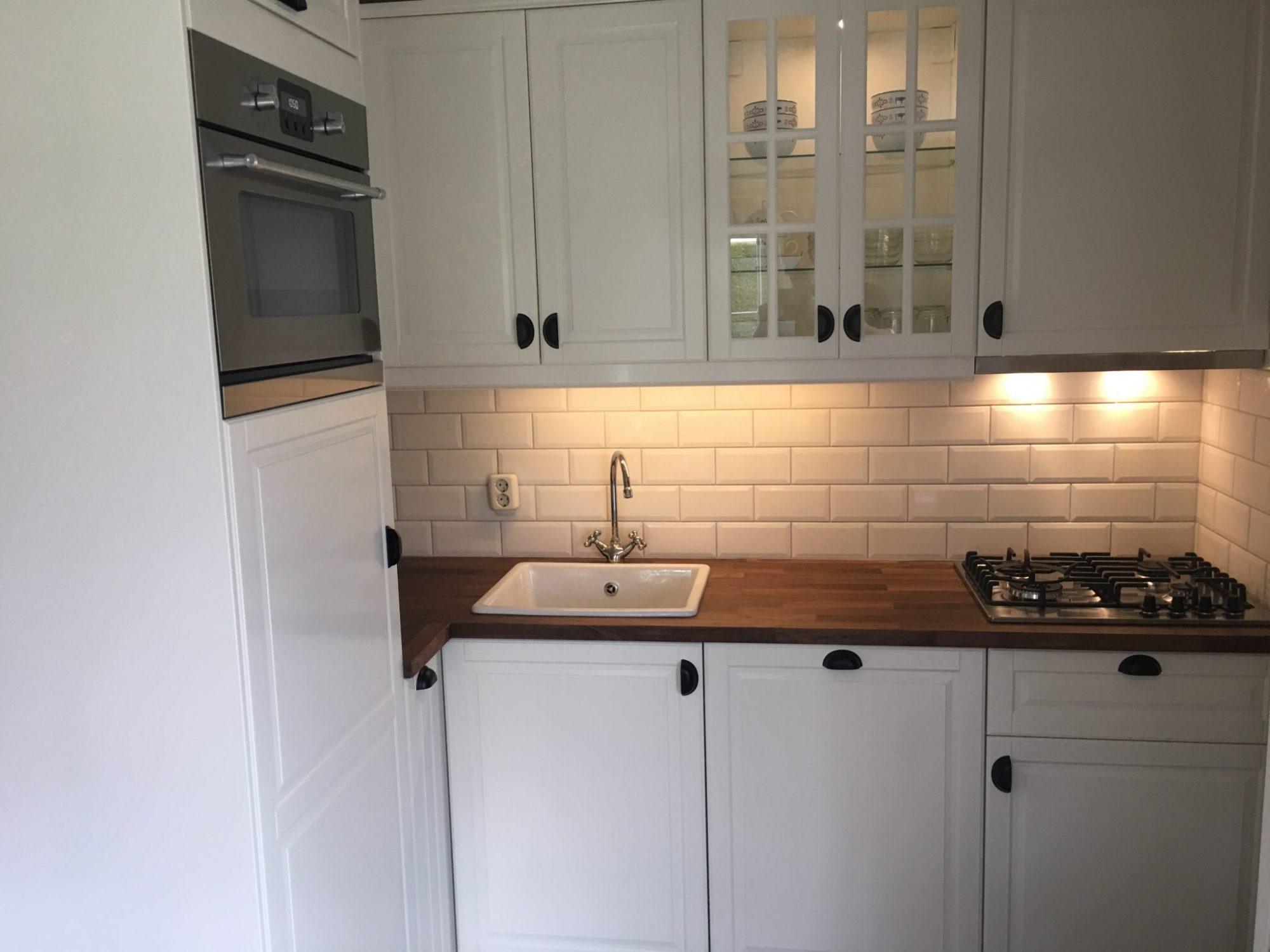 IKEA L keuken