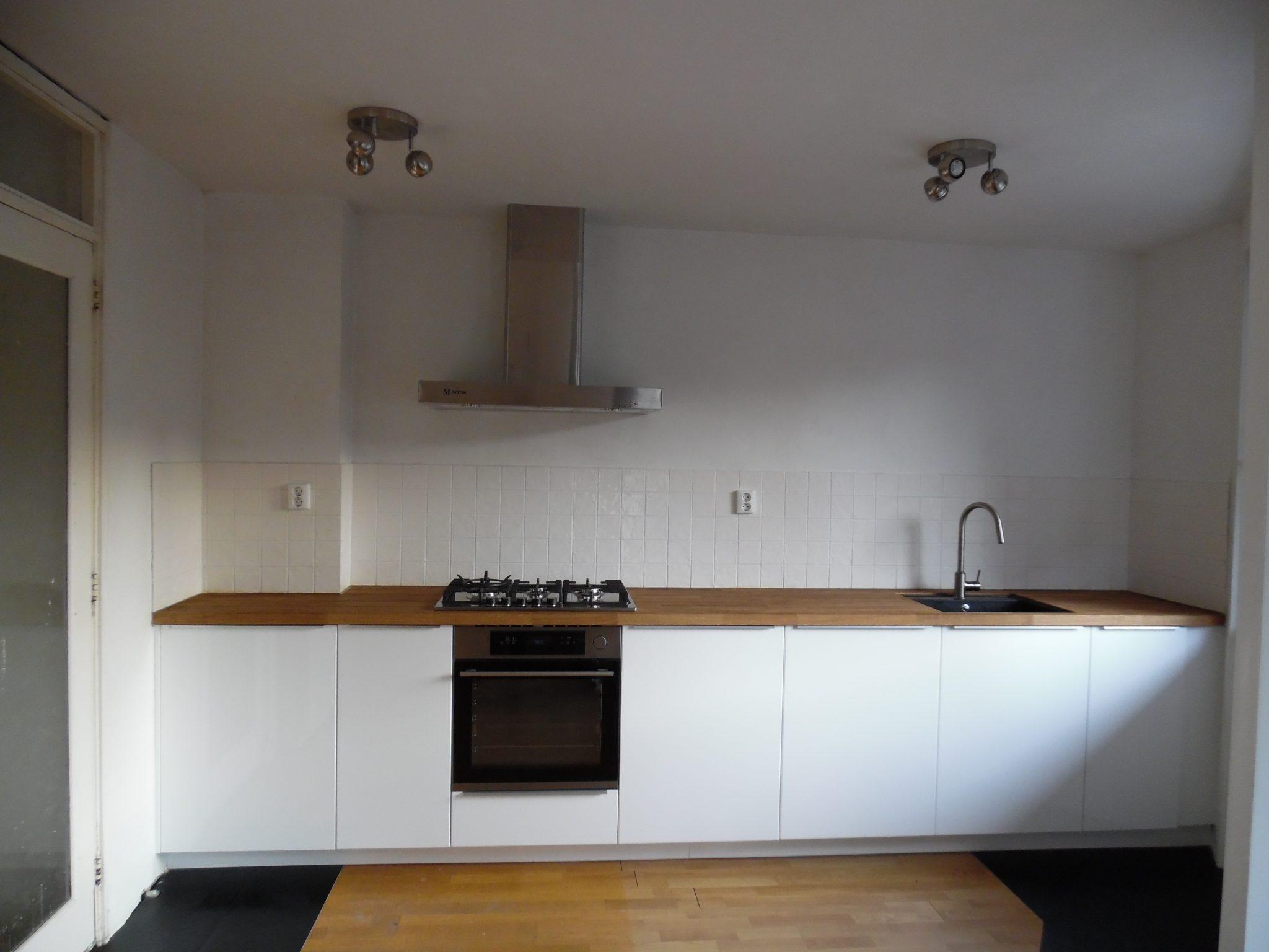 IKEA keukenmontage incl. tegelwerk – Rotterdam